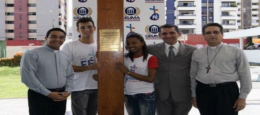Bote Fé em 2012 na Universidade Ceuma
