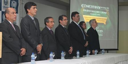 Congresso Nacional do Curso de Direito e XXI Jornada Jurídica Acadêmica