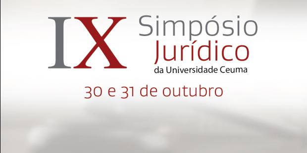 IV Simpósio Jurídico da Universidade Ceuma