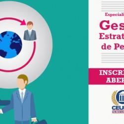 Inscrições abertas para especialização em Gestão Estratégica de Pessoas