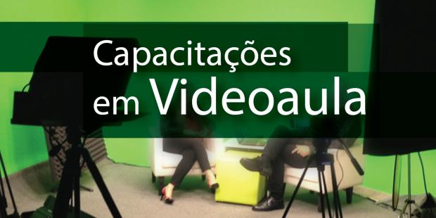 Professor, participe das capacitações em videoaula!