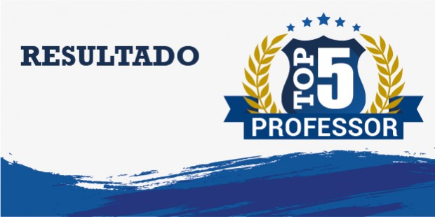 Resultado final do Concurso Professor Top Five da Universidade Ceuma