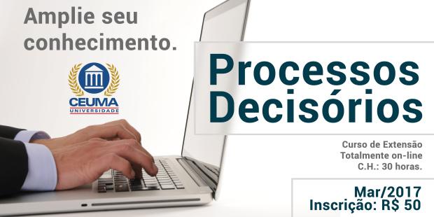 processos decisorios